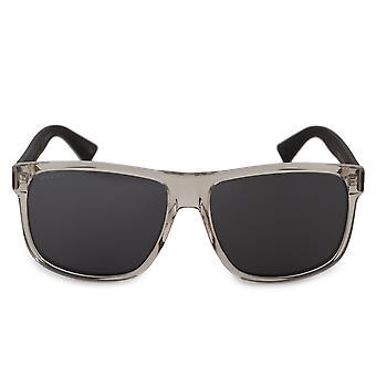 Gucci Urban Square Sunglasses GG0010S 005 58