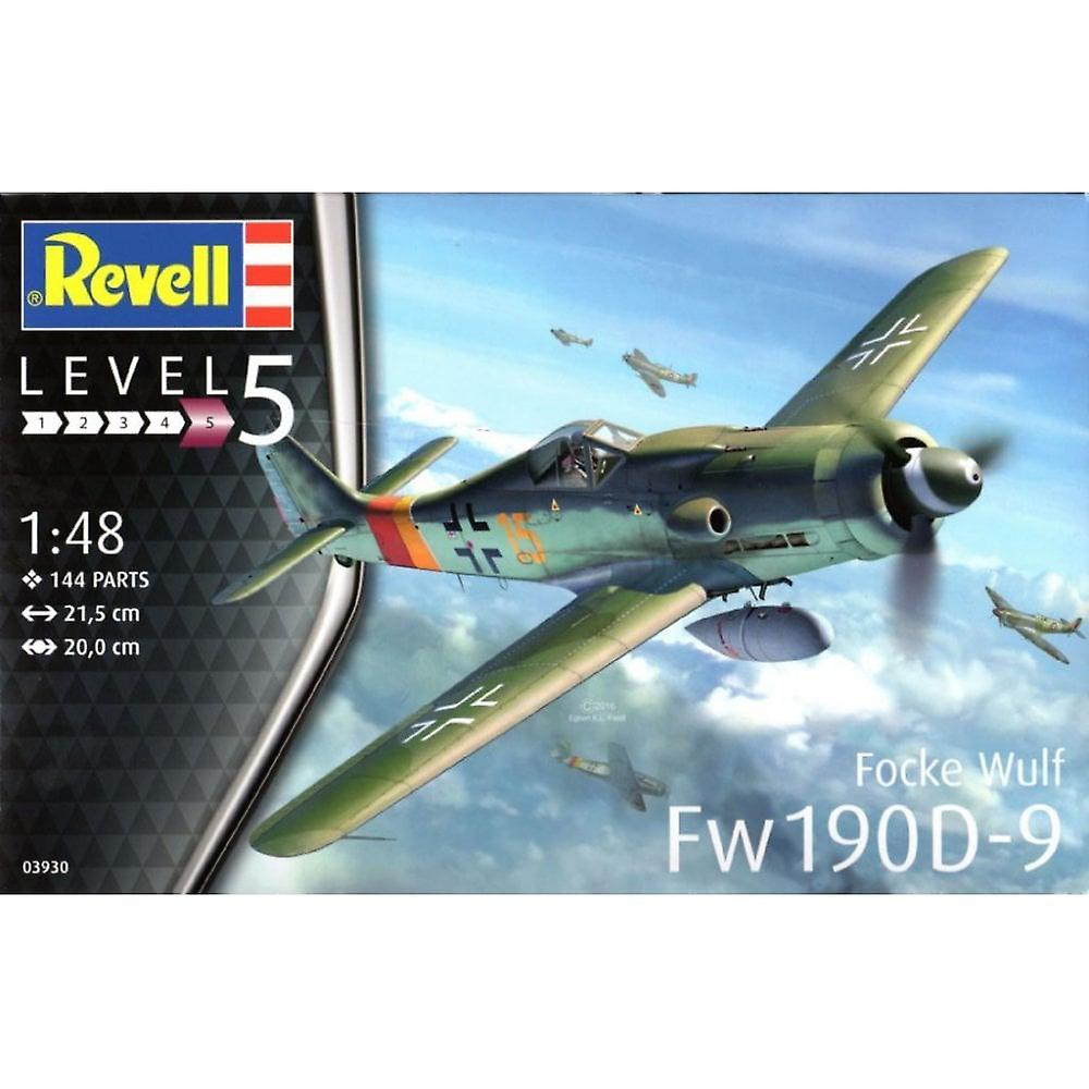 Revell Focke Wulf Fw 190D-9  1:48