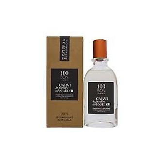 100BON Carvi & Jardin de Figuier Refillable Eau de Parfum 50ml spray