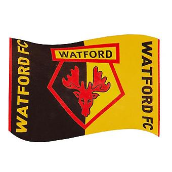 Watford FC Supporters Flag