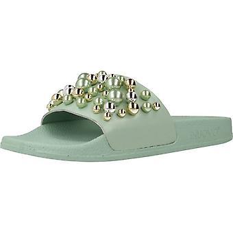 Inuovo Sandals 125007i Color Aquagreen