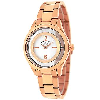 Kenneth Cole Women's Classic Silver Dial Watch - 10026947