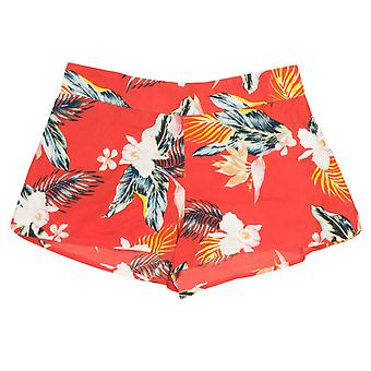 Billabong Mystic Pearl Fashion Shorts in Warm Red