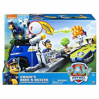 Paw Patrol Ride 'n' Rescue Vehicle (Assorted - One Supplied)