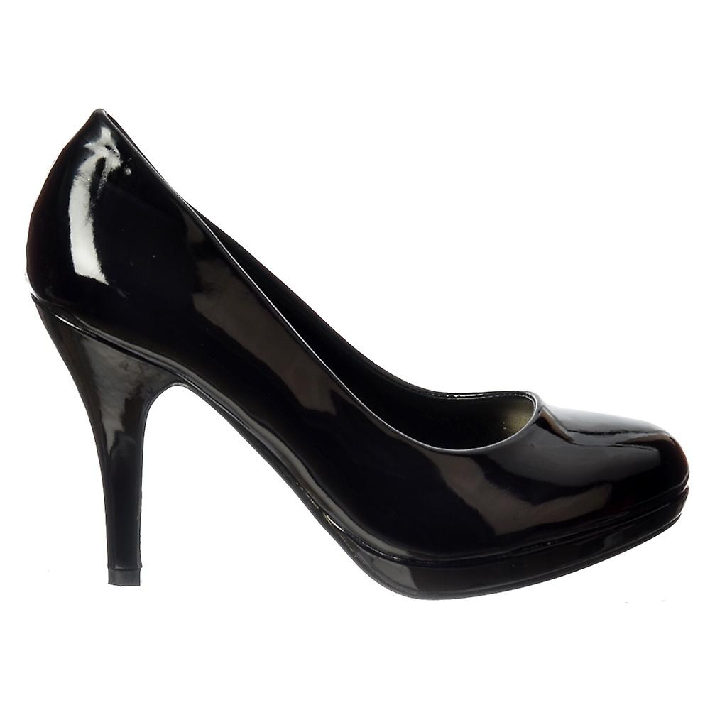 Shoe En ligne Low Heel Stiletto Court Shoe IQYqan