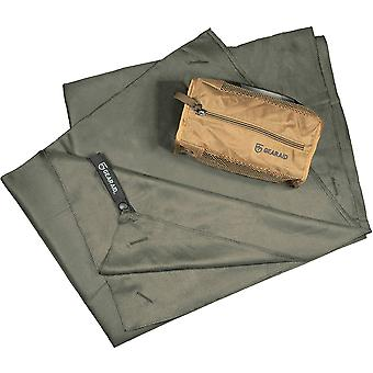 McNett Tactical Microfiber Ultra Compact Towel - OD Green