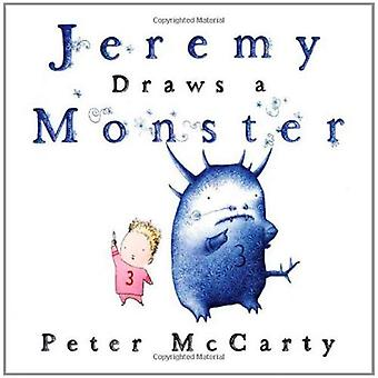 Jeremy drar ett Monster