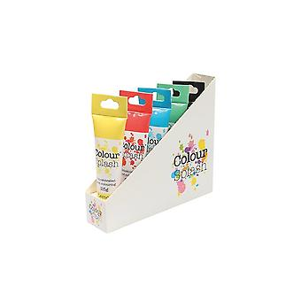 Colour Splash set 5 färger