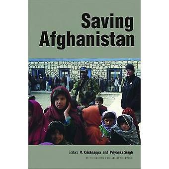 Saving Afghanistan by V. Krishnappa - Shanthie Mariet D'Souza - Priya