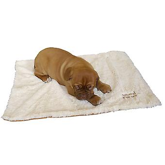 Rosewood Natural Nippers Luxury Puppy Blanket