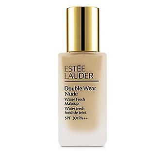 Estee Lauder Double Wear Nude Water Fresh Makeup Spf 30 - # 1w1 Bone 30ml/1oz