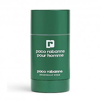Paco Rabanne Pour Homme Deodorant Stick 75 gr
