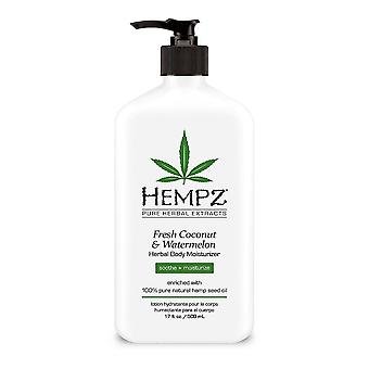 Hempz Fresh Coconut & Watermelon Moisturiser