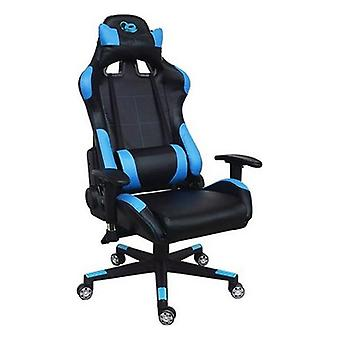 Gaming chair coolbox deep command 180º black blue
