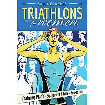 Triathlons for Women: Training Plans - Equipment Advice - How-to Info
