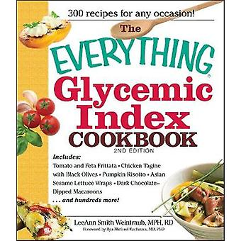 The Everything Glycemic Index Cookbook by Smith & LeeAnn Weintraub