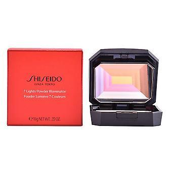 אבקת תאורה 7 אורות Shiseido (10 גרם)