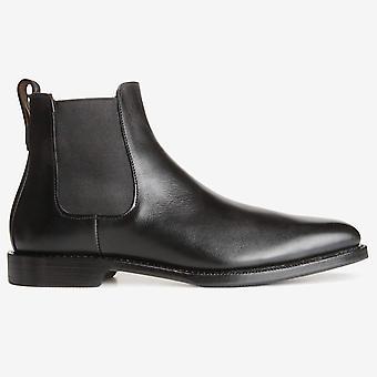 Allen Edmonds Herre Liverpool læder lukket tå ankel mode støvler