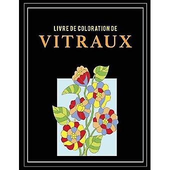 Livre de coloration de vitraux by Kids & Coloring Pages for