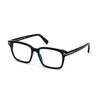 Tom Ford TF5661-B 001 Shiny Black Glasses