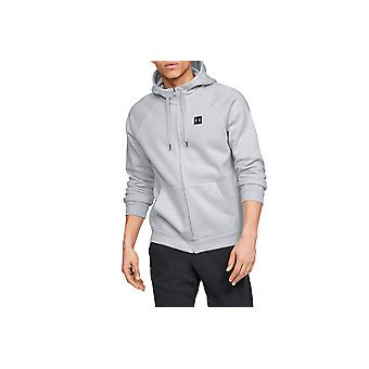 Under Armour Rival Fleece Fz Hoodie 1320737-014 Mens sweatshirt