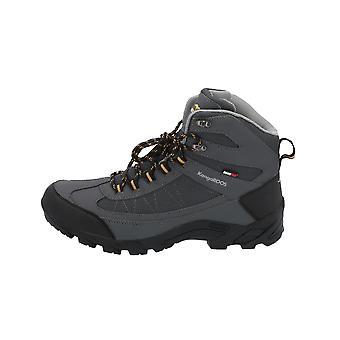 KangaROOS K-Trekking 3008M II Men's Sports Shoes Grey Sneaker Turn Shoes