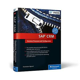 SAP CRM by Chandrakant Agarwal - 9781493210398 Book