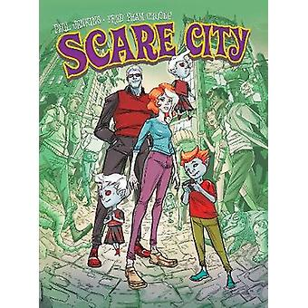 Scare City by Paul Jenkins - 9781643375755 Book