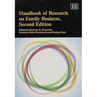 Manuel de recherche sur l'entreprise familiale (2ème édition révisée) par Kosm
