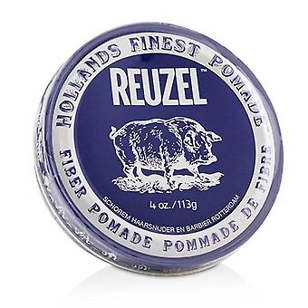 Fiber Pomade (firm Pliable Low Shine Water Soluble) - 113g/4oz