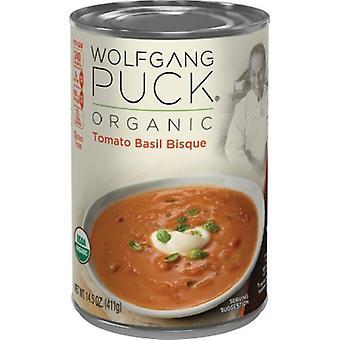Wolfgang Puck orgaaninen tomaatti basilika Bisque