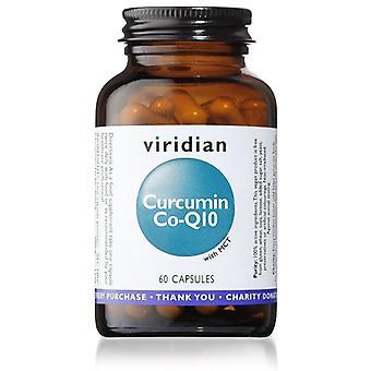 Viridian Curcumin CoQ-10 Kapseln 60 (363)