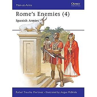 Rome's Enemies: Spanish Armies, 218-19 B.C. No.4 (Men-at-arms)