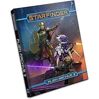 Starfinder RPG - Alien Archive 3 by Joe Pasini - 9781640781498 Book