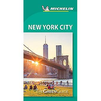 New York City - Michelin Green Guide - The Green Guide - 9782067235489