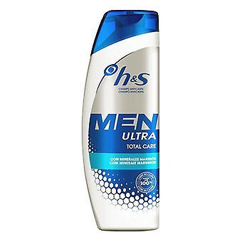 Restorative Shampoo H&s Men Ultra Total Care Head & Shoulders (600 ml)