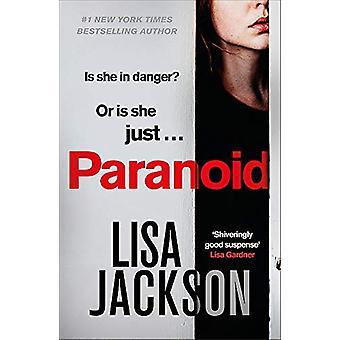 Paranoid by Lisa Jackson - 9781529311051 Book