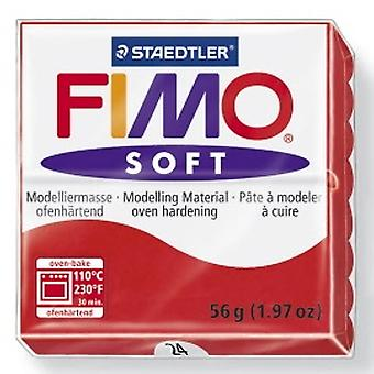 Fimo Soft 57g - Indian Red 8020-24
