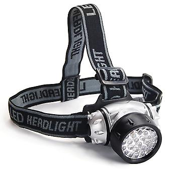 DIGIFLEX High Intensity 28 LED Head Torch Water Resistant With 4 Brightness Modes