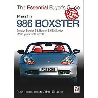 Porsche 986 Boxster - Boxster - Boxster S - Boxster S 550 Spyder - mode