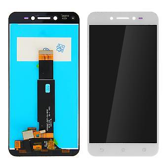 Pantalla LCD Asus Zenfone Live ZB501KL + táctil Compatible – Blanca
