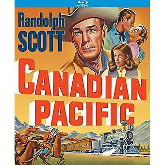 Canadian Pacific (1949) [Blu-ray] USA import