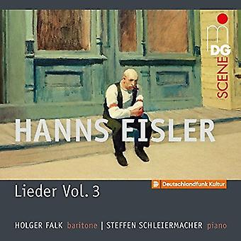 Lieder 3 [CD] USA import