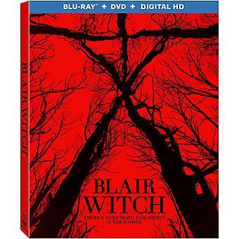 Importación de los E.e.u.u. de la bruja de Blair [Blu-ray]