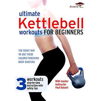 Ultimate Kettlebell Workouts for Beginners [DVD] USA import