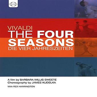Cuatro importaciones de Estados Unidos temporadas Ballet [DVD]