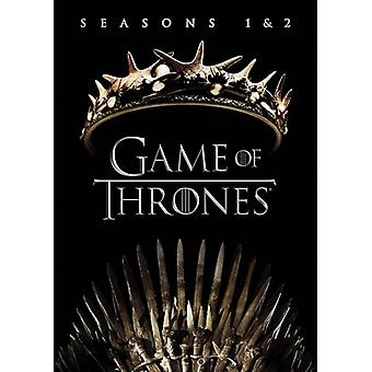 Game of Thrones: Season 1 - 2 [DVD] USA import