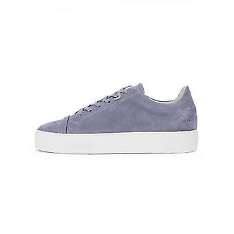 Nubikk Light Blue Nubuck Jagger Aspen Sneaker