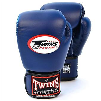 Twins special navy boxing gloves