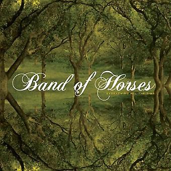 Band of Horses - Everything All the Time [CD] USA import